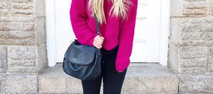 Blondes & Blushing Gets Real About Fashion Blogging | #MoreThanEnough