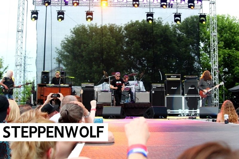 hannah rupp the outfit repeater dubuque iowa outdoor concert rock style fashion festival steppenwolf