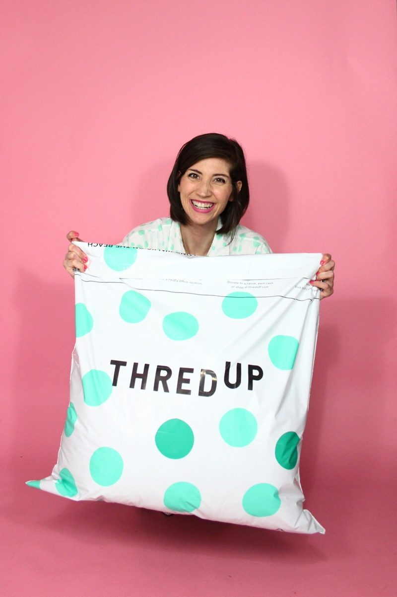 hannah rupp the outfit repeater thredup selling clothes online consignment payout closet clean out fashion