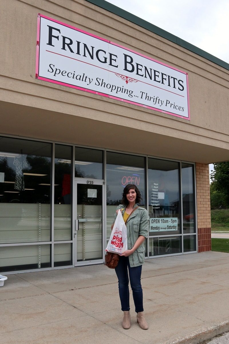 best wisconsin thrift stores hannah rupp the outfit repeater fringe benefits sheboygan wi