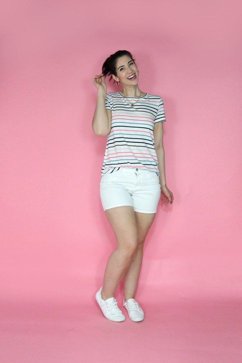 hannah rupp blog maurices stylist summer outfits creative work