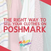 The Right Way To List on Poshmark To Make $$$