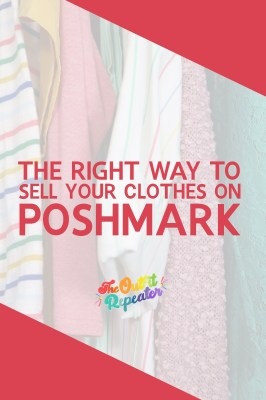 how to best way to make money on poshmark hannah rupp the outfit repeater