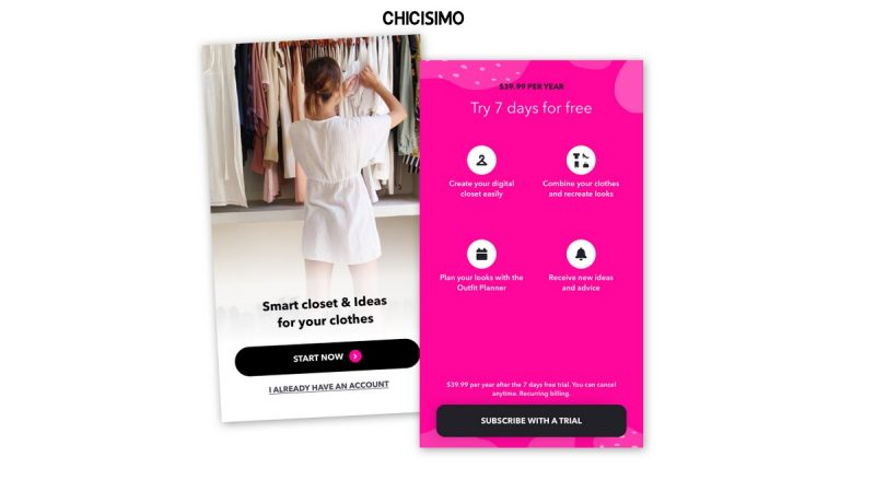 outfit planning app chicisimo iphone reviews hannah rupp the outfit repeater