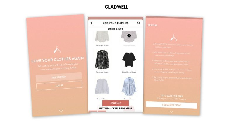 outfit planning app cladwell iphone reviews hannah rupp the outfit repeater