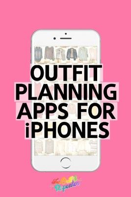 outfit planning apps for iphones reviews hannah rupp the outfit repeater