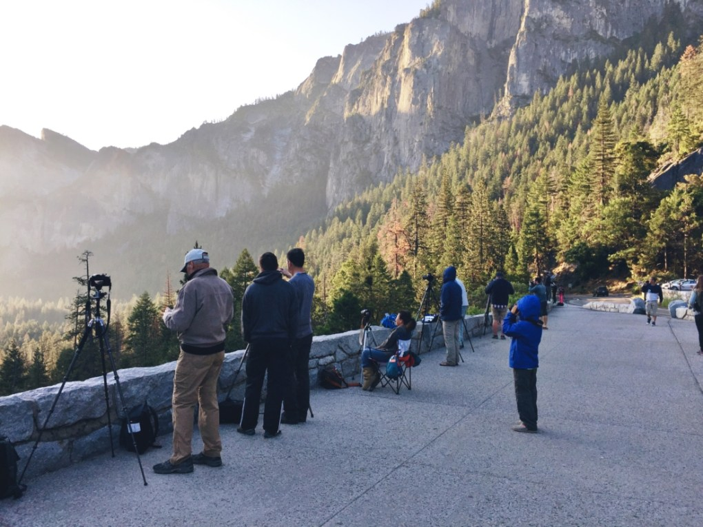 Yosemite Trip Report - The Outside and In