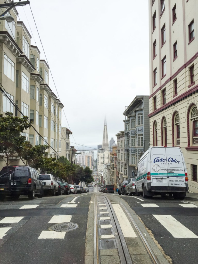 San Francisco Trip Report - The Outside & In