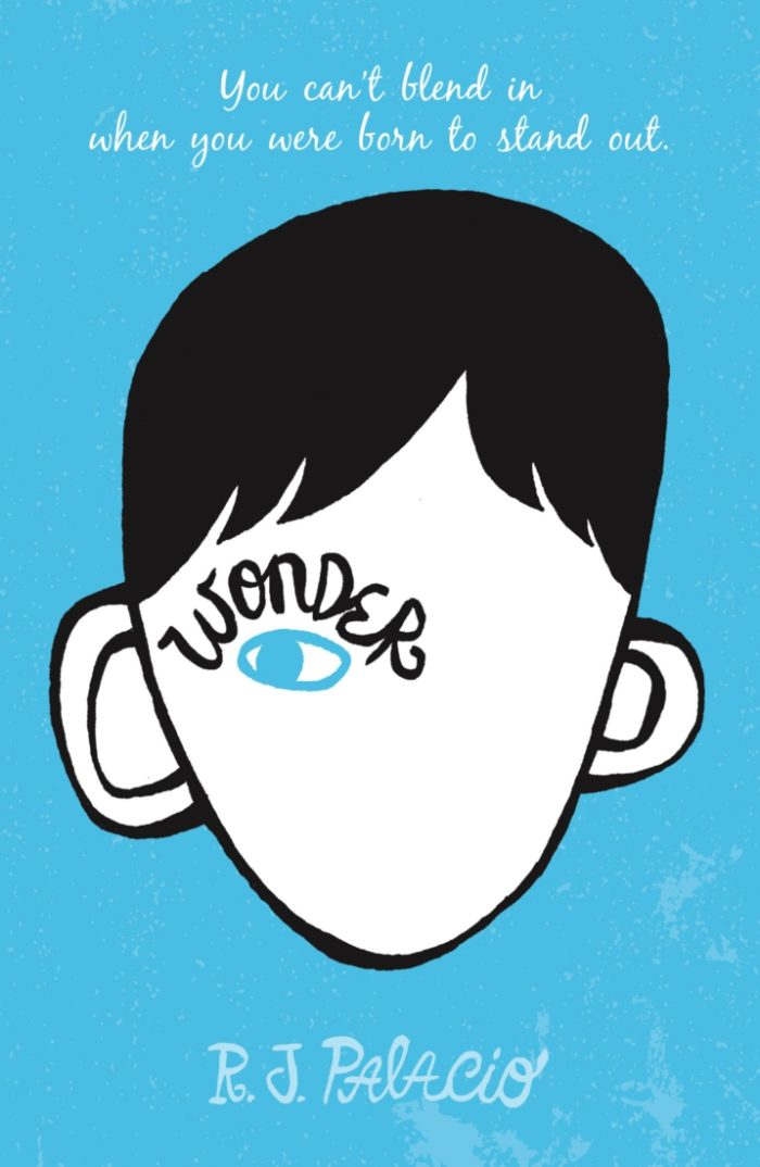 March Favorites - Wonder by RJ Palacio