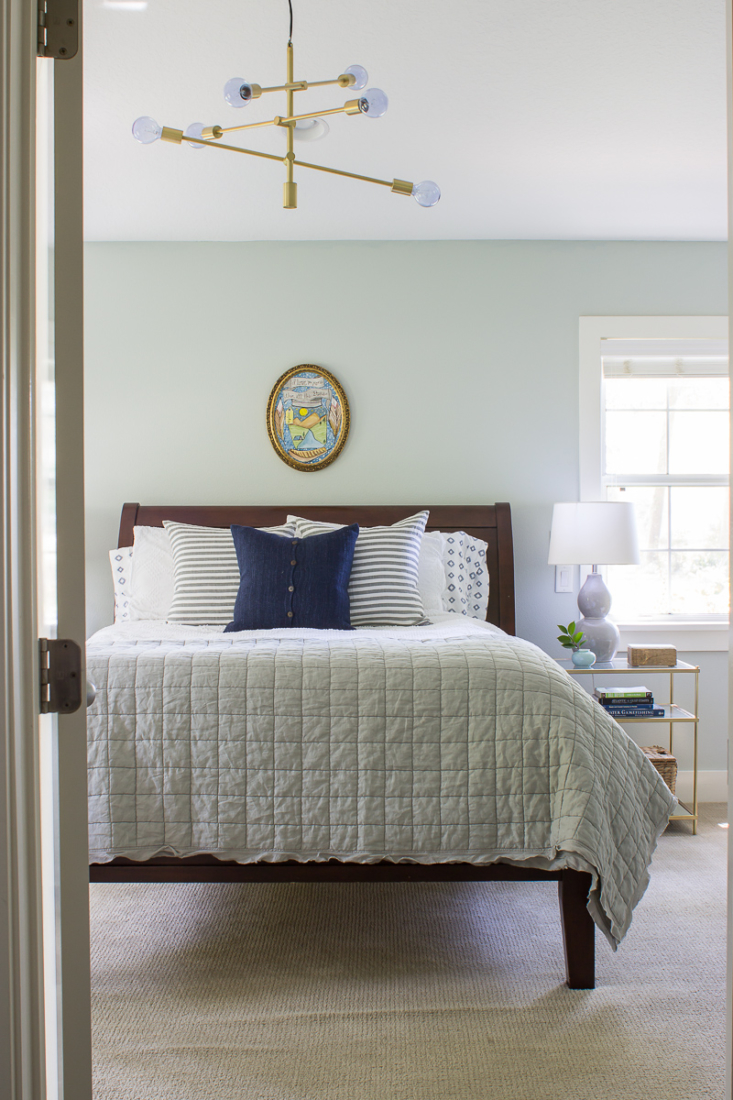 Master Bedroom Updates march & april home project: freshening up the master bedroom - the