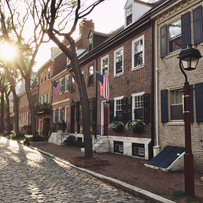 Exploring American History in Philadelphia - The Outside & In