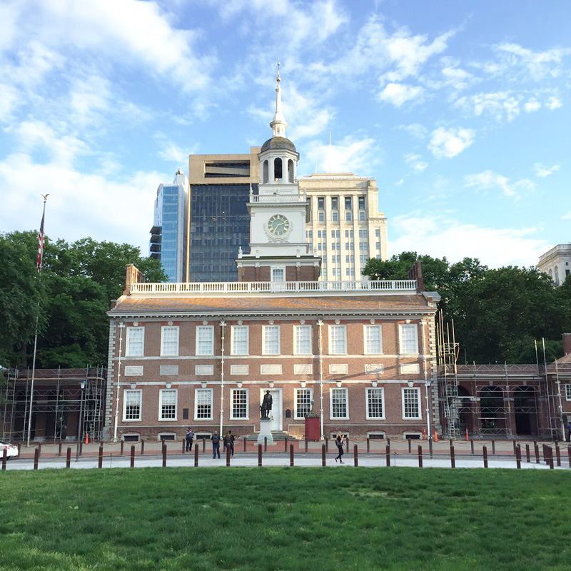 Exploring Early American History in Philadelphia