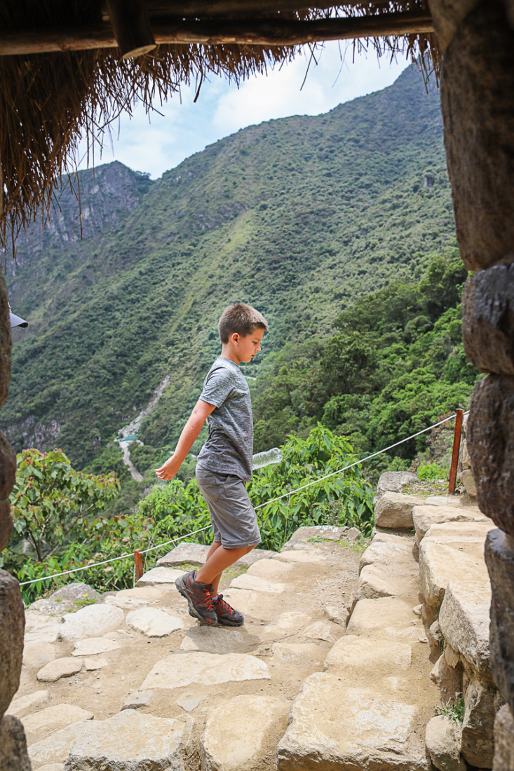 Our Family's Visit to Machu Picchu and More - The Outside and In