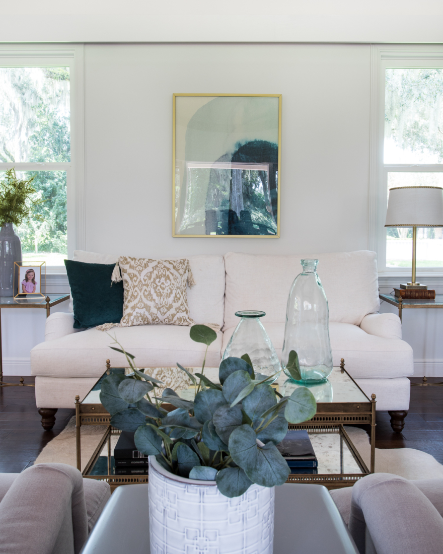Step Inside: Becca's Fresh, Bright and Bold Family Home