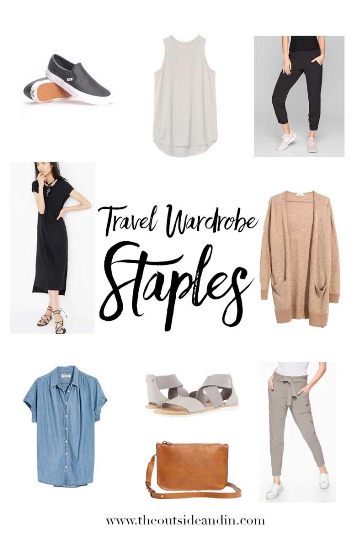 Good Stuff: Travel Wardrobe Staples