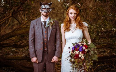 Styled Shoot- If You Go Down To The Woods Today
