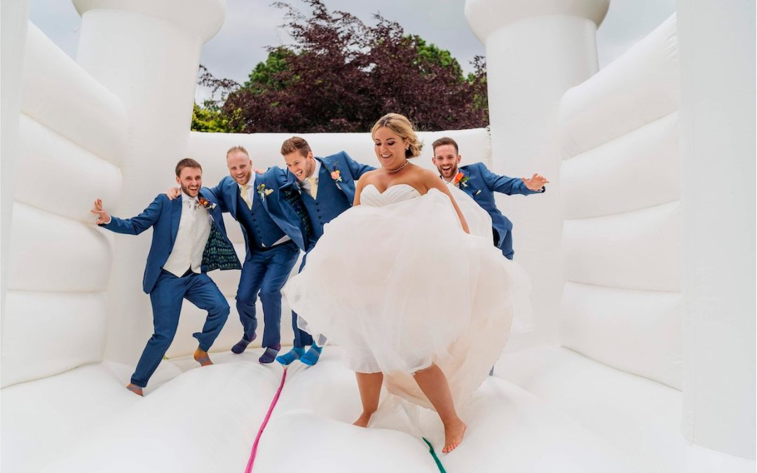 Wedition's Top Fun Things to Have at an Outdoor Wedding
