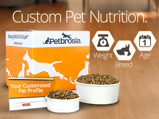 Petbrosia Pet Food Review and Giveaway!