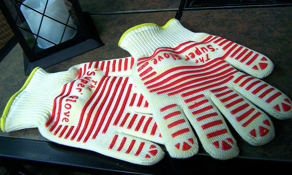 Heat Resistant Grill & Oven Gloves Review