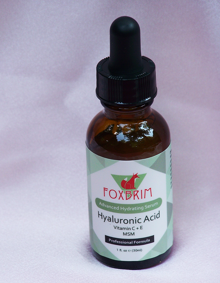 Hyaluronic Acid Serum by Foxbrim Review