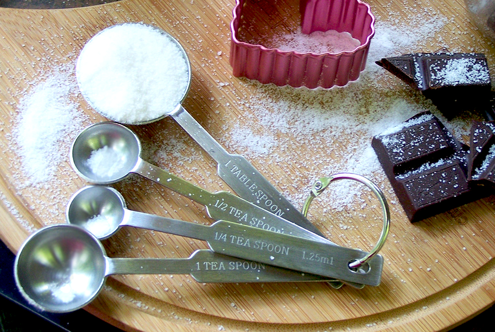 Natizo Stainless Steel Measuring Spoons Review + Giveaway! Ends 8/20