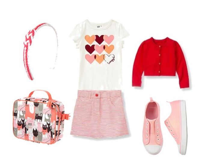 First Impressions: A Stylish Yet Adorable Back to School Outfit!