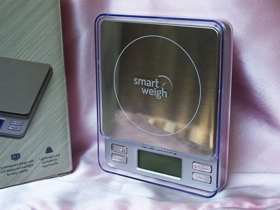 Smart Weigh 500 x 0.01g Digital Pro Pocket Scale Review