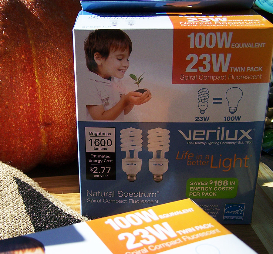 Verilux Natural Spectrum Review