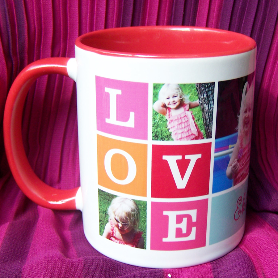 FREE Mug, Magnet, Notepad or $16.99 off ANY Home Decor Item at Tiny Prints!