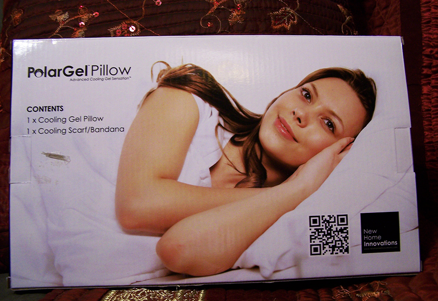 PolarGel Cooling Pillow Review