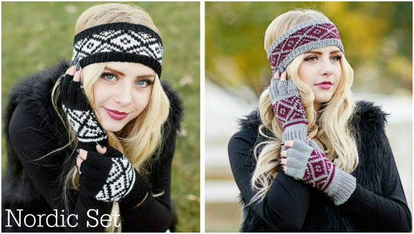 Winter Accessory Blowout – All Items Only $5.00 & FREE SHIPPING #StyleSteals