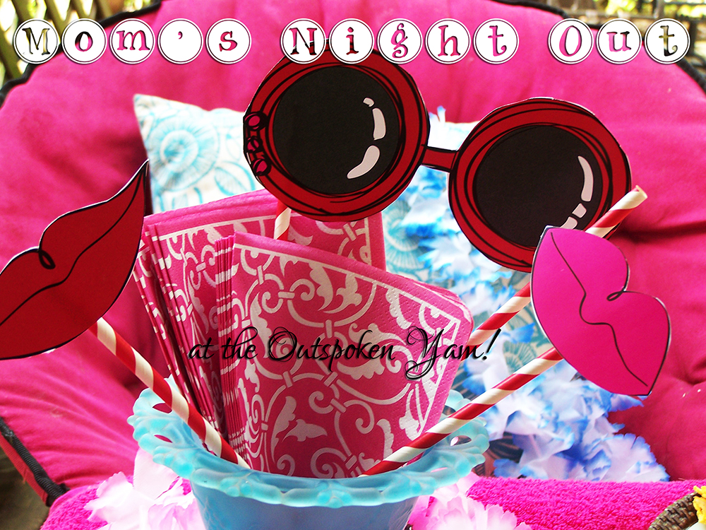 National Mom's Night Out Party!  #NMNO15