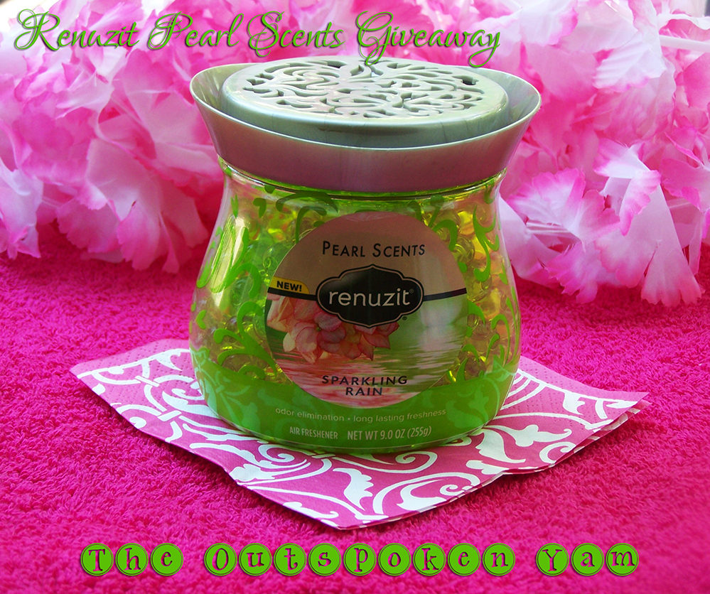 Renuzit Pearl Scents Giveaway! 3 Winners, Ends 7/31