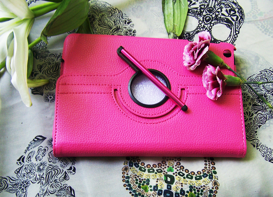 VanDay Pink iPad Mini Cover