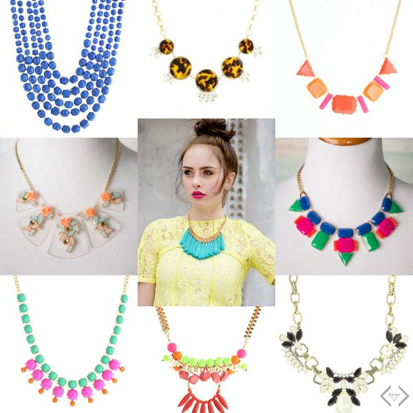 Style Steals – 9/16/15 – Statement Necklace Clearance – $4.99 & FREE SHIPPING