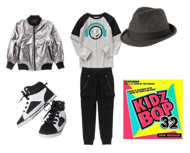 kidz bop crazy8 fashion boys clothes clothing music rock punk pop rap fun fedora pants jacket shiny sneakers party