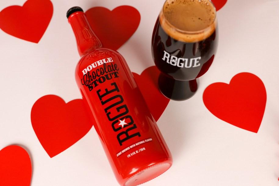 valentine's day love list gift guide blog beer chocolate hearts dark sweet gifts presents food drink foodies