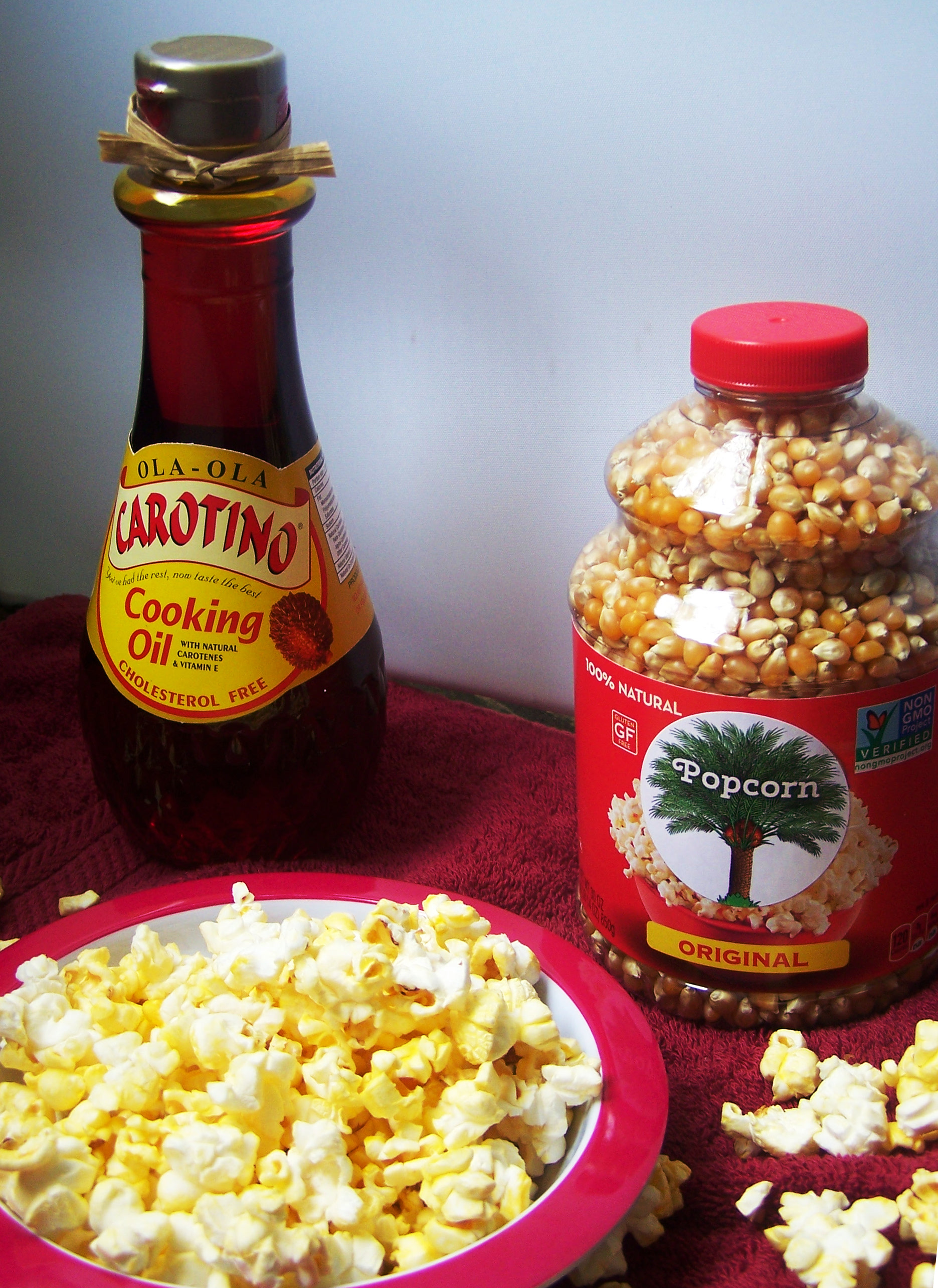 POPCORN sustainable malasian palm oil cooking baking food foodies blog bloggers pr friendly review snacks treats baking bakers cookbook