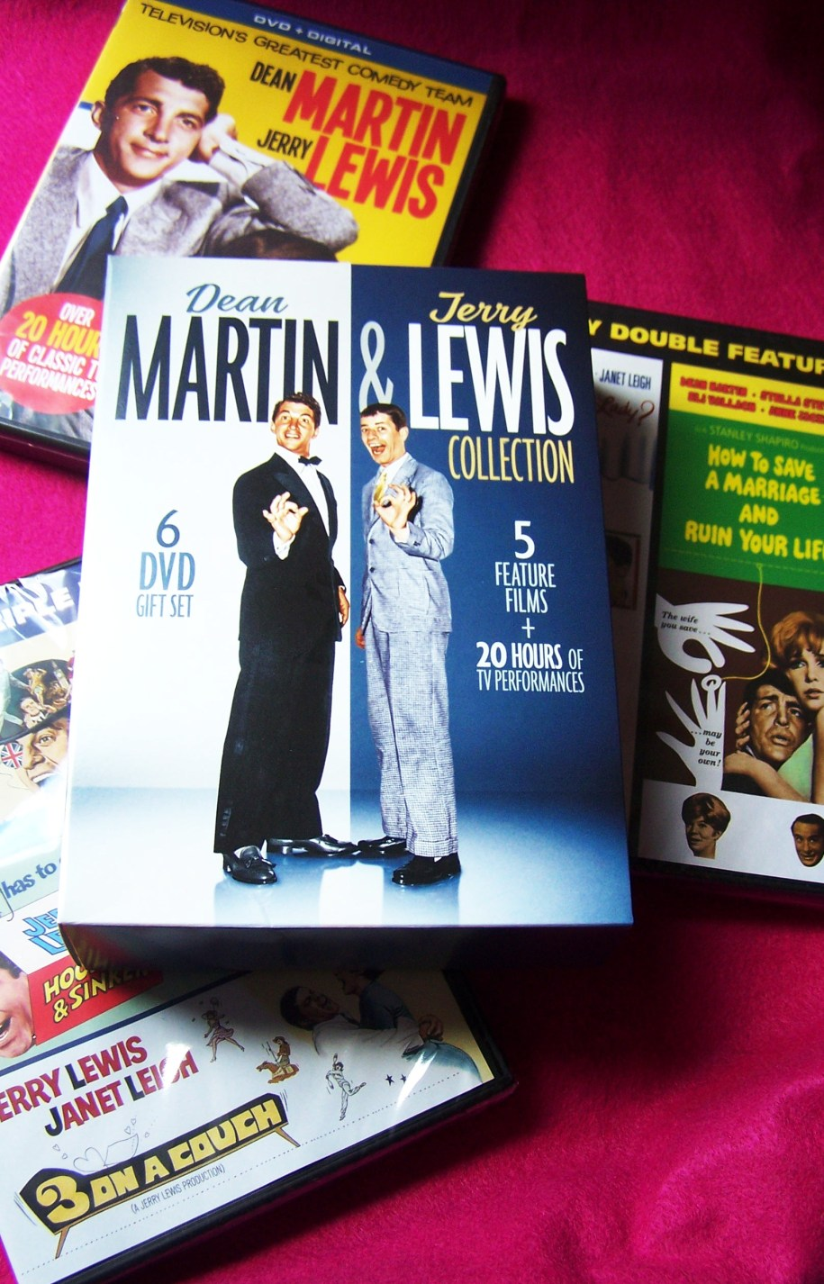 dean martin and jerry llewis movie and tv collection film television review gift guide blog blogger pr fiendly brand brands films t.v. shows best father's day gifts presents