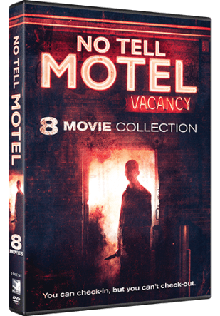 horror movie movies dvd new releases bluray no tell motel vaancy identity hotel hostel reiew blogger blog pr friendly collection fun funny cheesy killers