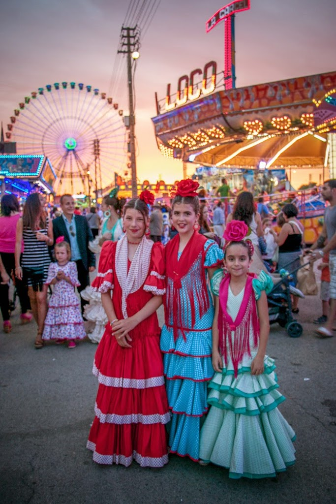 La Feria de Abril, Sevilla, Spain