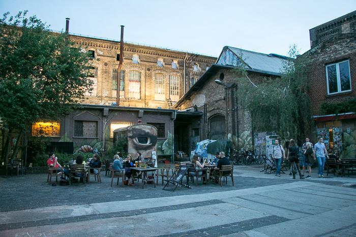 Cassiopeia, Friedrichshain, Berlin