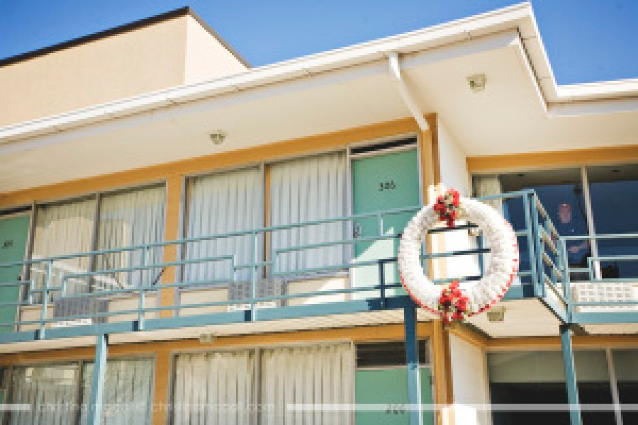 The Civil Rights Museum at the Lorraine Motel in Memphis, Tennessee by Christina McCall