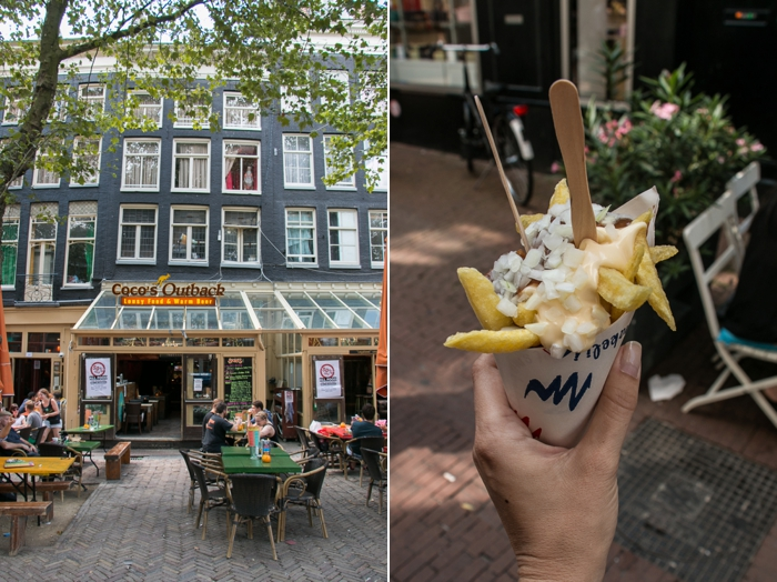 Fries, Hungry Birds Food Tour, Amsterdam