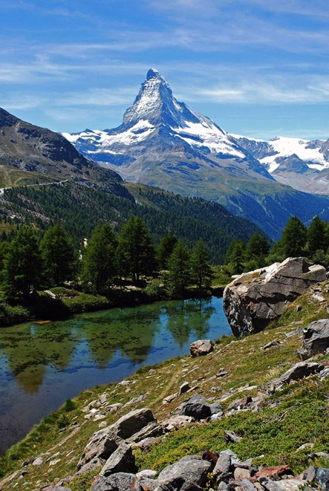 Haute Route, Switzerland