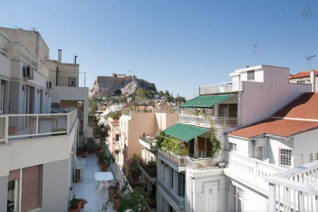 Spacious Loft Acropolis View - Athens