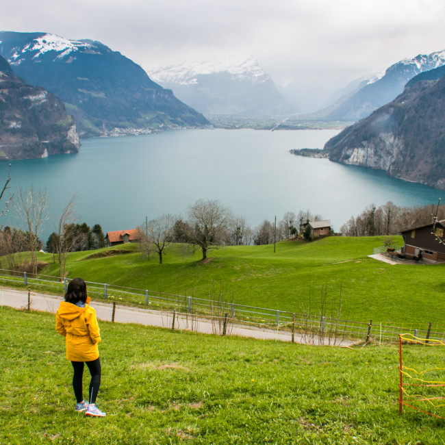 Lake Lucerne DSLR