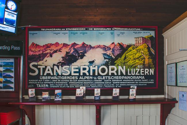 Stanserhorn Switzerland-1
