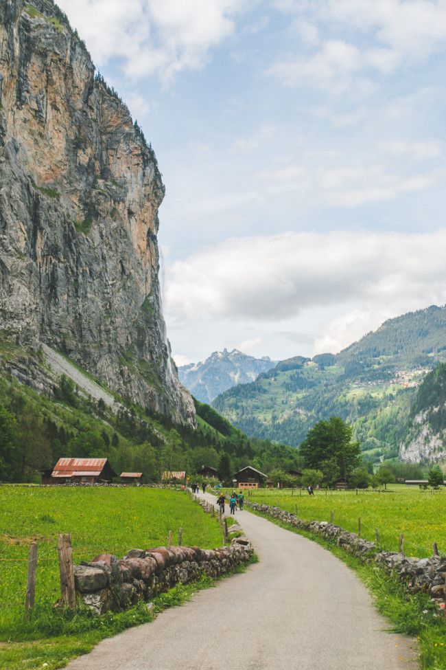 Lauterbrunnen, Switzerland - The Overseas Escape-31