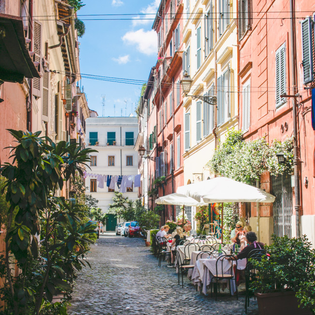 Eating Italy in Rome - The Overseas Escape-32